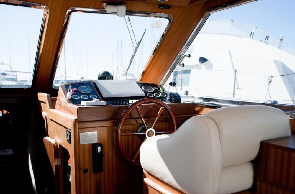 Boat rental Cagliari - Casteddu cheap Sciallino 40
