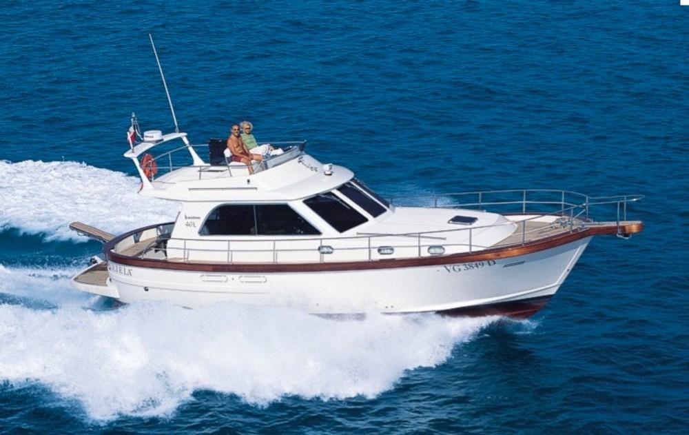 Rental yacht Cagliari - Casteddu -  Sciallino 40 on SamBoat