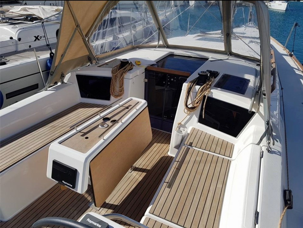 Dufour Dufour 360 Grand Large between personal and professional Cagliari - Casteddu