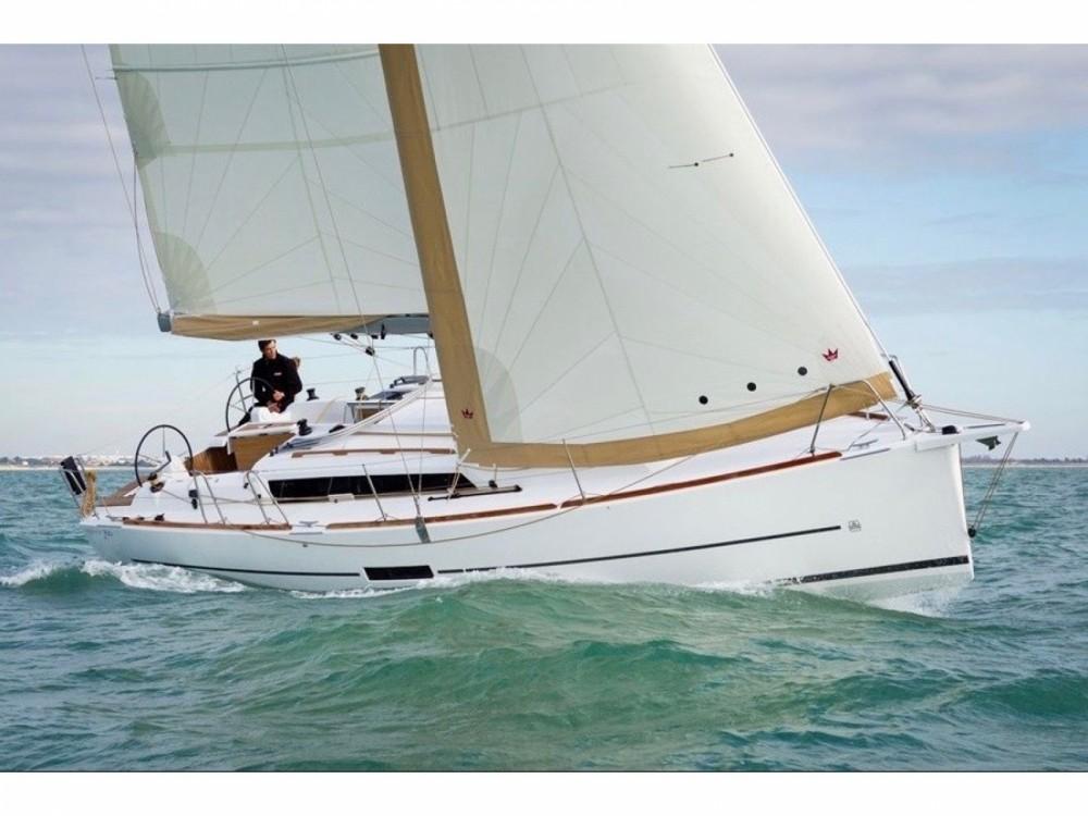 Boat rental Cagliari - Casteddu cheap Dufour 360 Grand Large