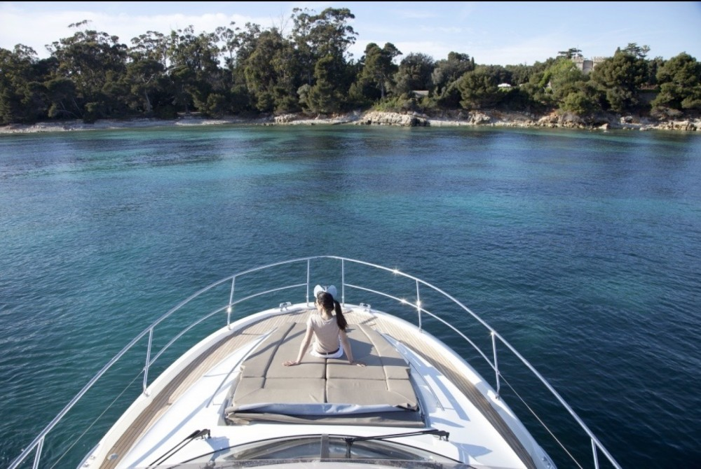 Boat rental Jeanneau Prestige 500 Fly in Cannigione on Samboat