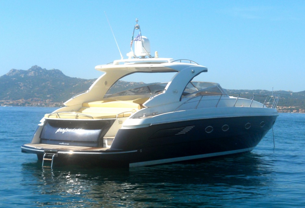 Hire Motor boat with or without skipper Blu Cannigione