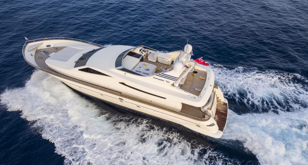 Hire Yacht with or without skipper Canados Cannigione