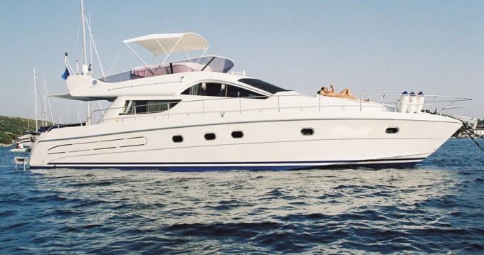 Location yacht à Marina Cala Galera - Raffaelli Maestrale 52  sur SamBoat
