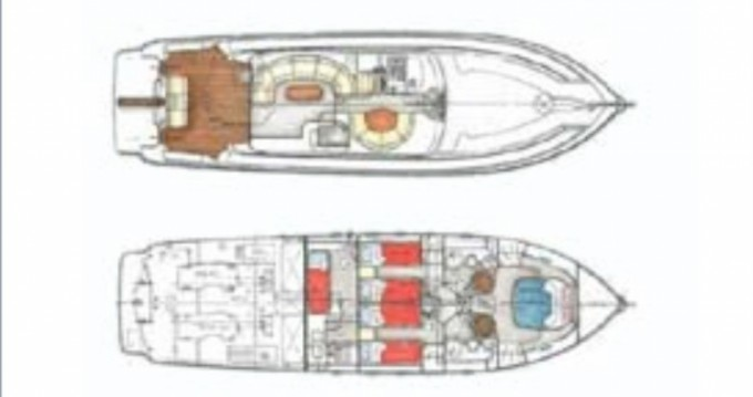 Location bateau Marina Cala Galera pas cher Maestrale 52