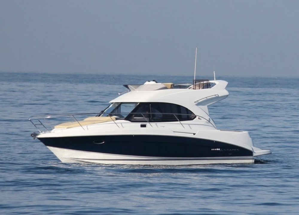 Boat rental Cannigione cheap Antares 32 Fly