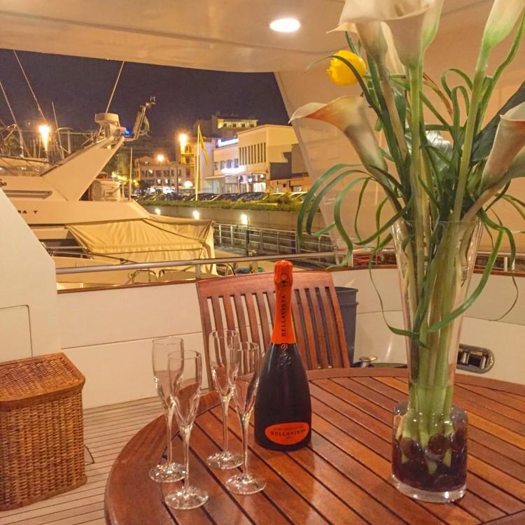Boat rental  Falcon 76 in Marina di Portisco on Samboat