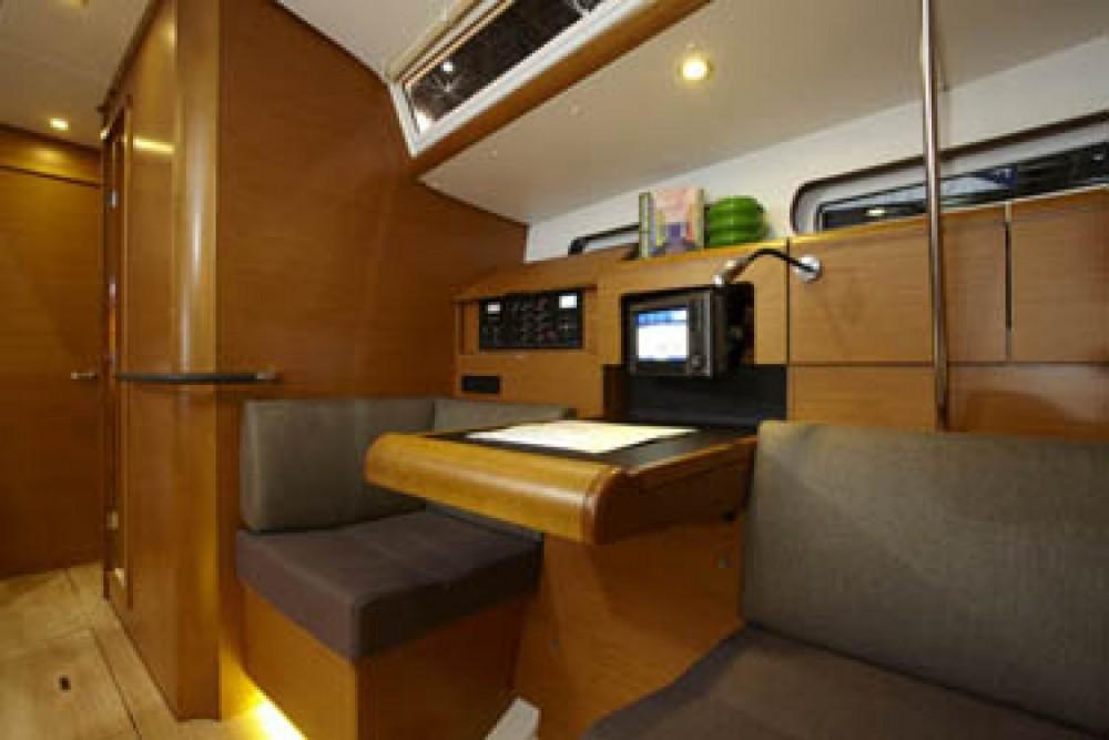 Rental Sailboat in Trogir - Jeanneau Sun Odyssey 439