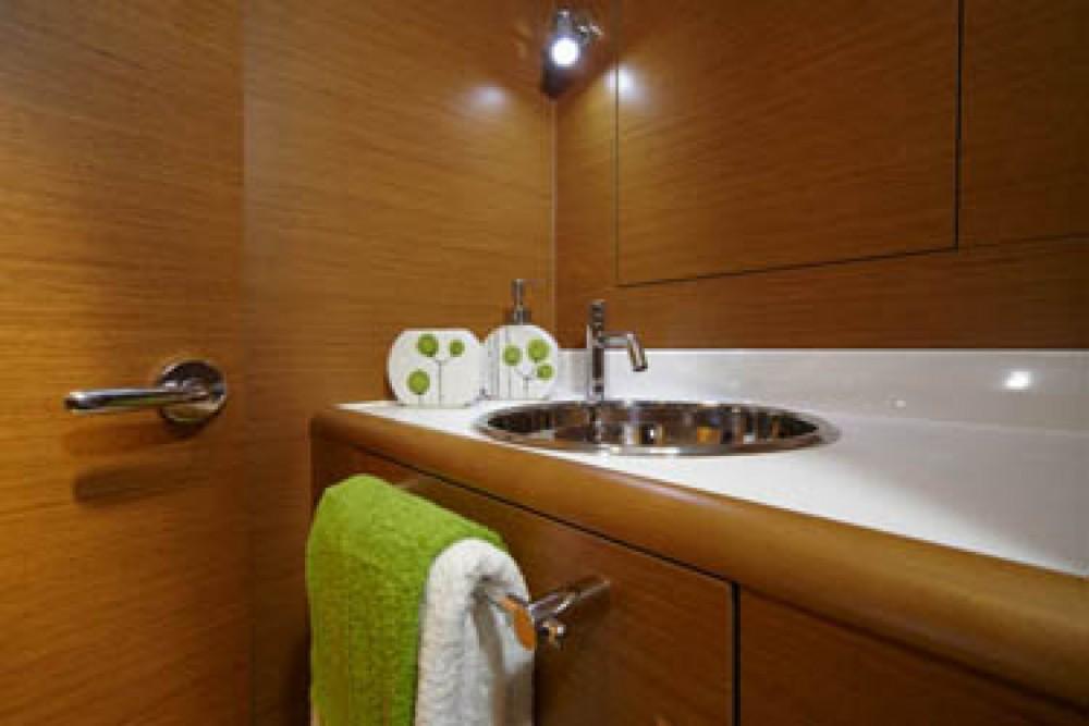 Boat rental Trogir cheap Sun Odyssey 439