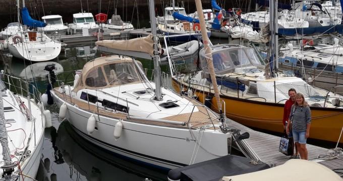 Location bateau Dufour Dufour 335 Grand Large à Arzon sur Samboat