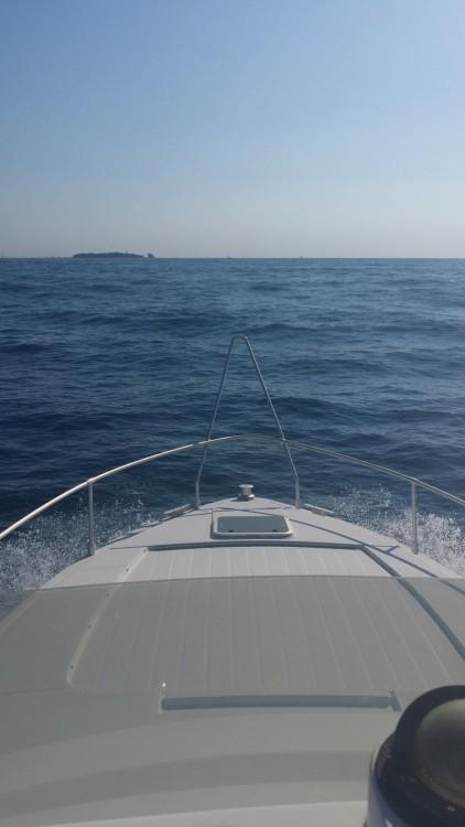 Verhuur Motorboot in Cannes - Ferretti Altura 36