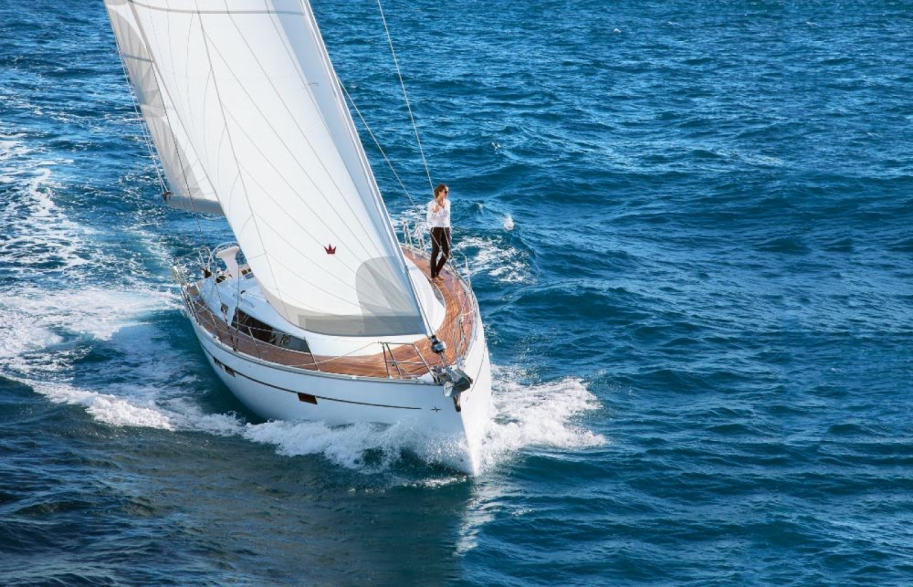 Bavaria Bavaria Cruiser 46 - 4 cab. between personal and professional Central Greece