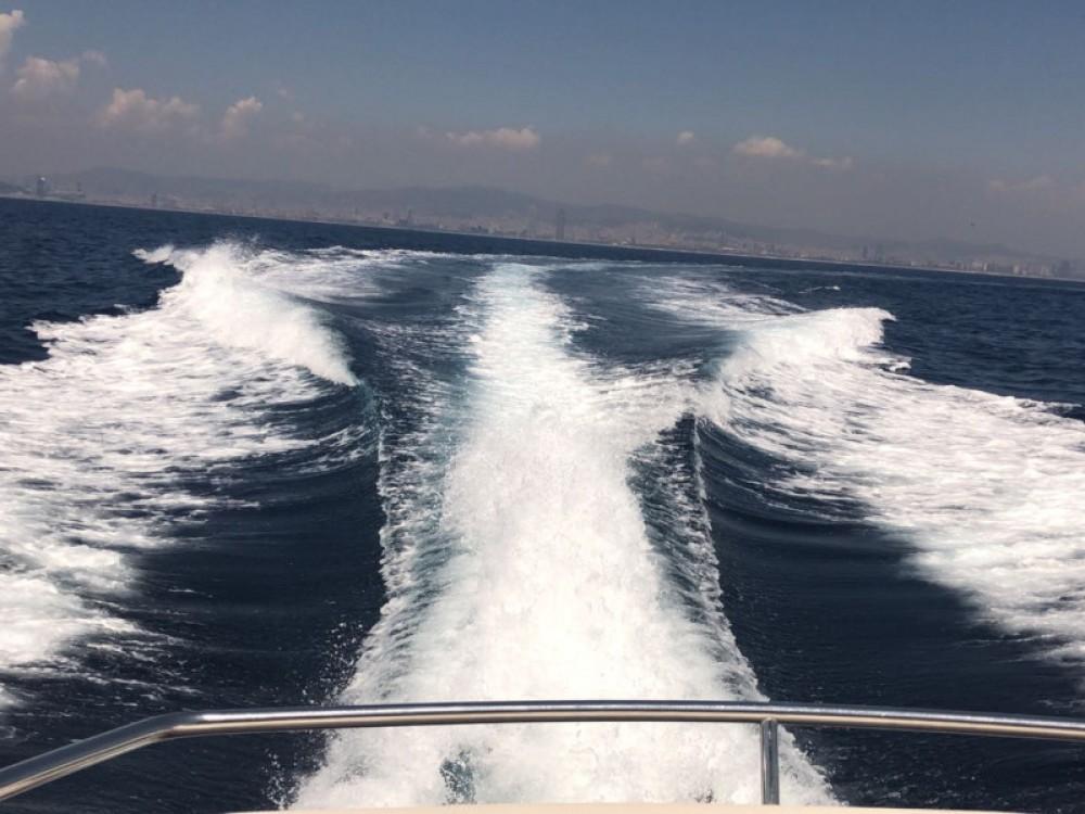 Rental Motor boat in Palma - Cranchi Cranchi M44 HT
