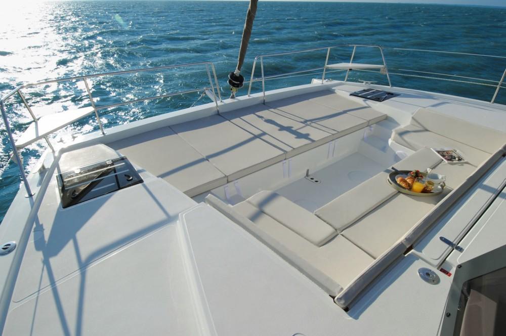 Bali Catamarans Bali 4.1 zwischen Privatpersonen und professionellem Anbieter Airlie Beach