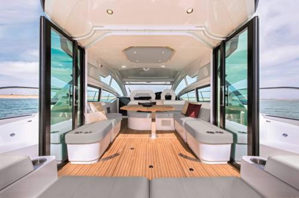 Rental yacht Ajaccio - Bénéteau Gran Turismo 46 on SamBoat