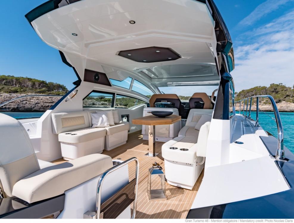 Boat rental Bénéteau Gran Turismo 46 in Ajaccio on Samboat