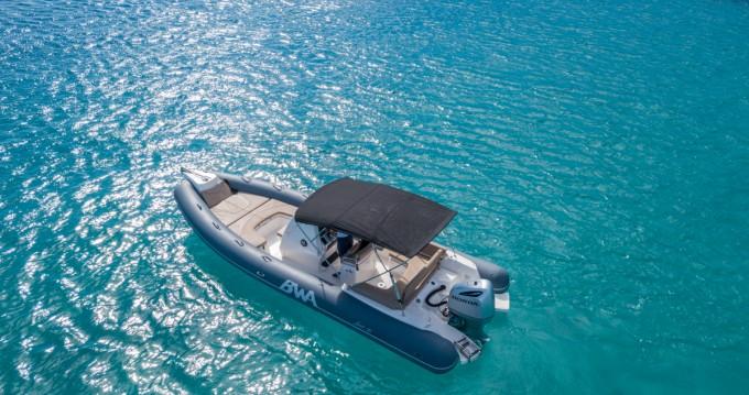 Louer Semi-rigide avec ou sans skipper Bwa à Trogir