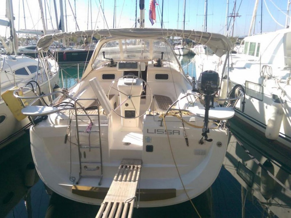 Hire Sailboat with or without skipper Elan Baška Voda