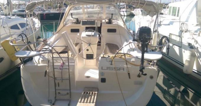 Location yacht à Marina Ramova - Elan Elan 384 Impression sur SamBoat