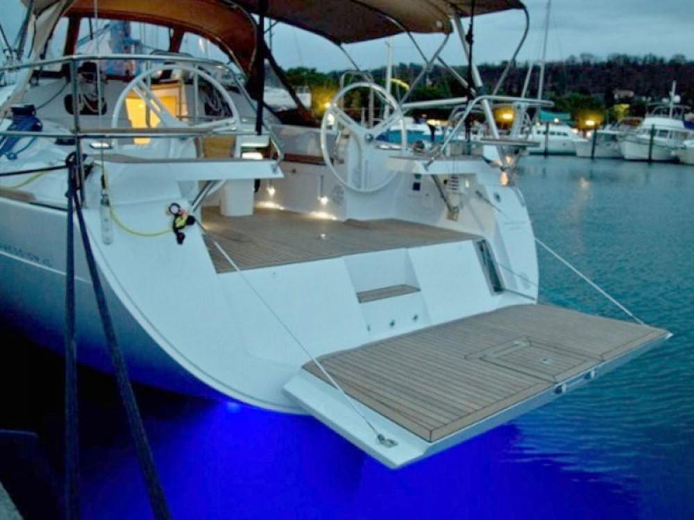 Rental yacht Baška Voda - Elan Elan 45 impression on SamBoat