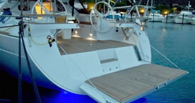 Location yacht à Marina Ramova - Elan Elan 45 impression sur SamBoat