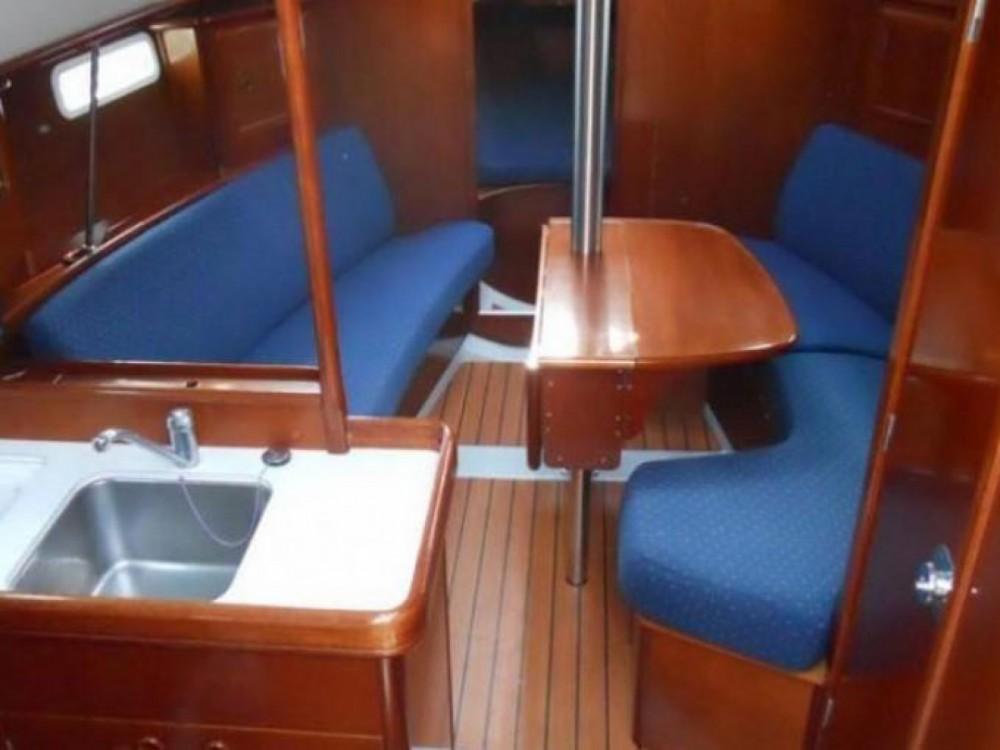 Boat rental Baška Voda cheap Oceanis 331