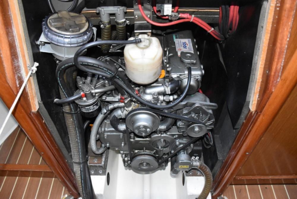 Rental Sailboat in ACI Marina Pula - Jeanneau Sun Odyssey 40.3