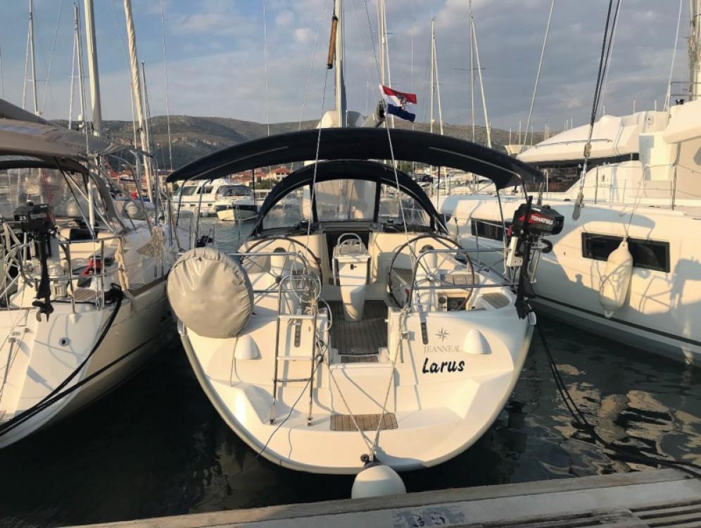 Boat rental Jeanneau Sun Odyssey 40.3 in ACI Marina Pula on Samboat