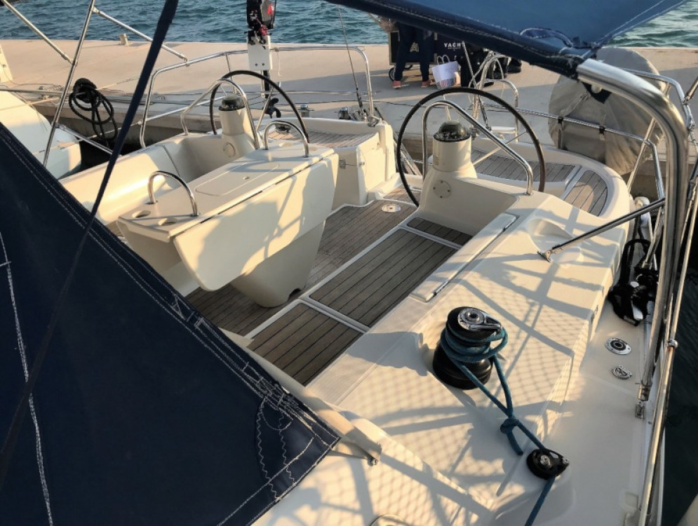 Hire Sailboat with or without skipper Jeanneau ACI Marina Pula