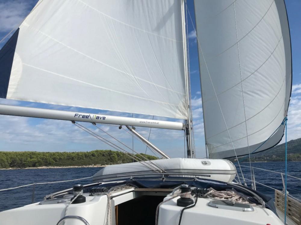 Boat rental ACI Marina Pula cheap Sun Odyssey 40.3