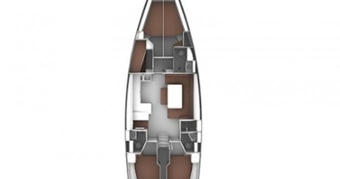 Bavaria Bavaria Cruiser 51 entre particuliers et professionnel à Rhodes