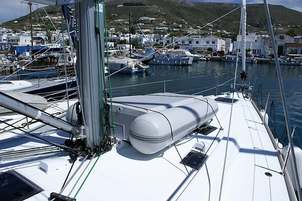 Rent a Bénéteau Oceanis 48 Greece