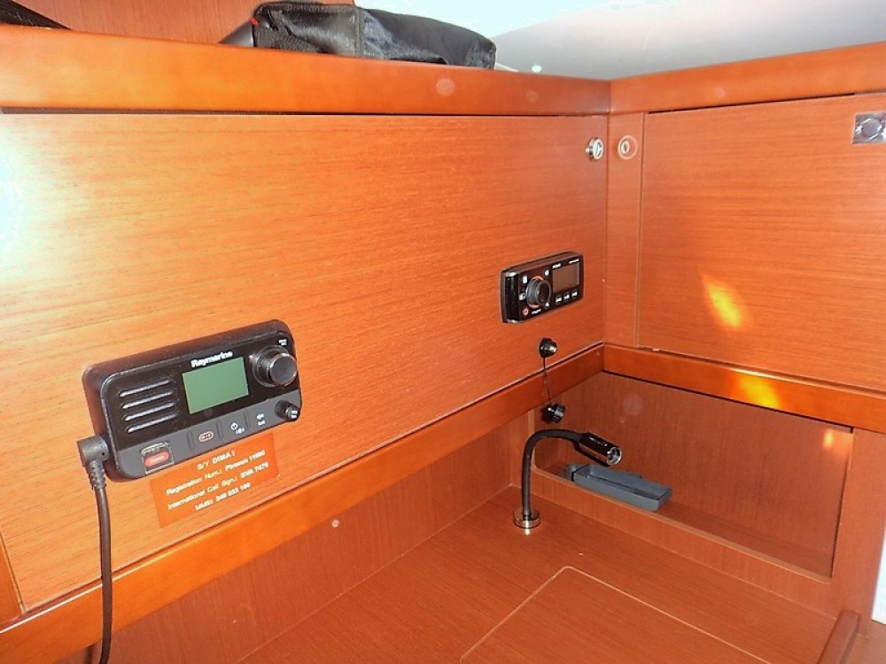 Hire Sailboat with or without skipper Bénéteau Greece