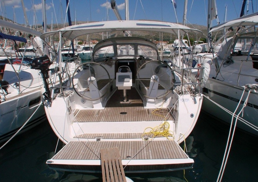 Bavaria Bavaria Cruiser 41 between personal and professional Preveza