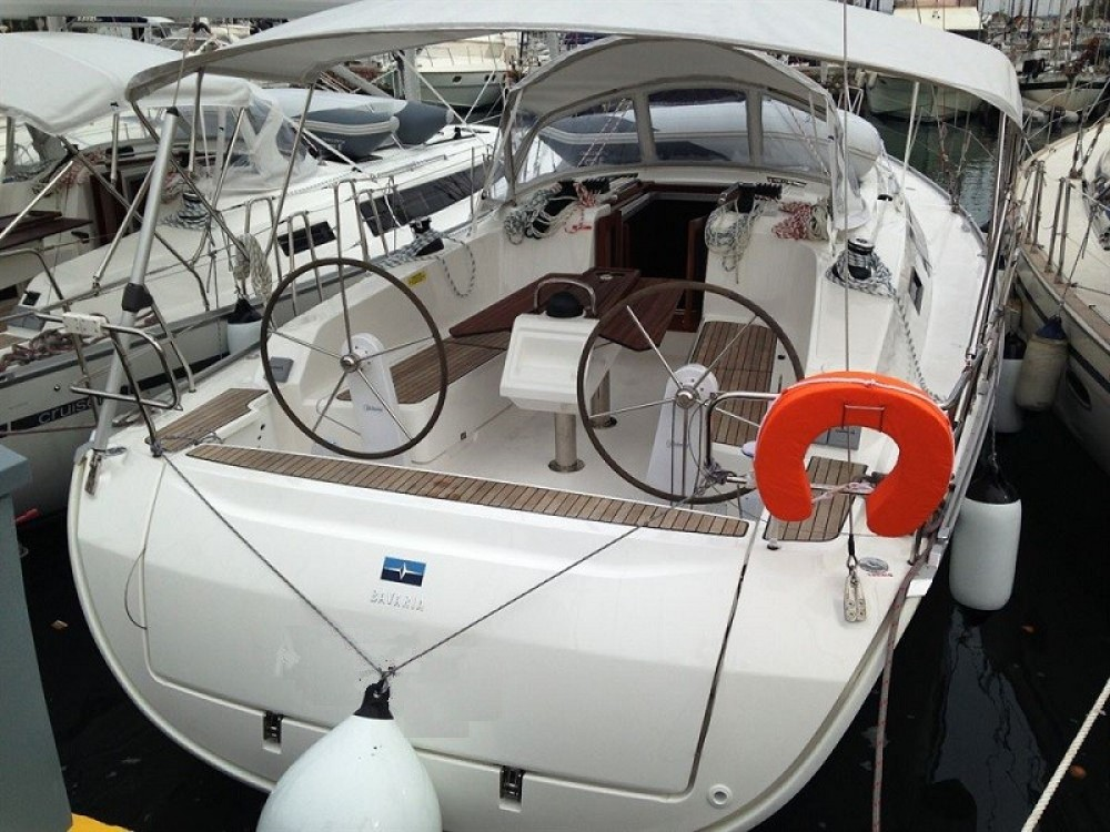 Rental Sailboat Bavaria with a permit