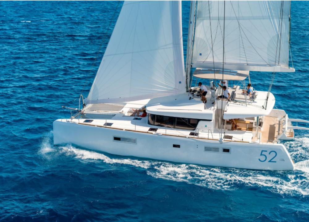 Boat rental Marina Zadar cheap Lagoon 520