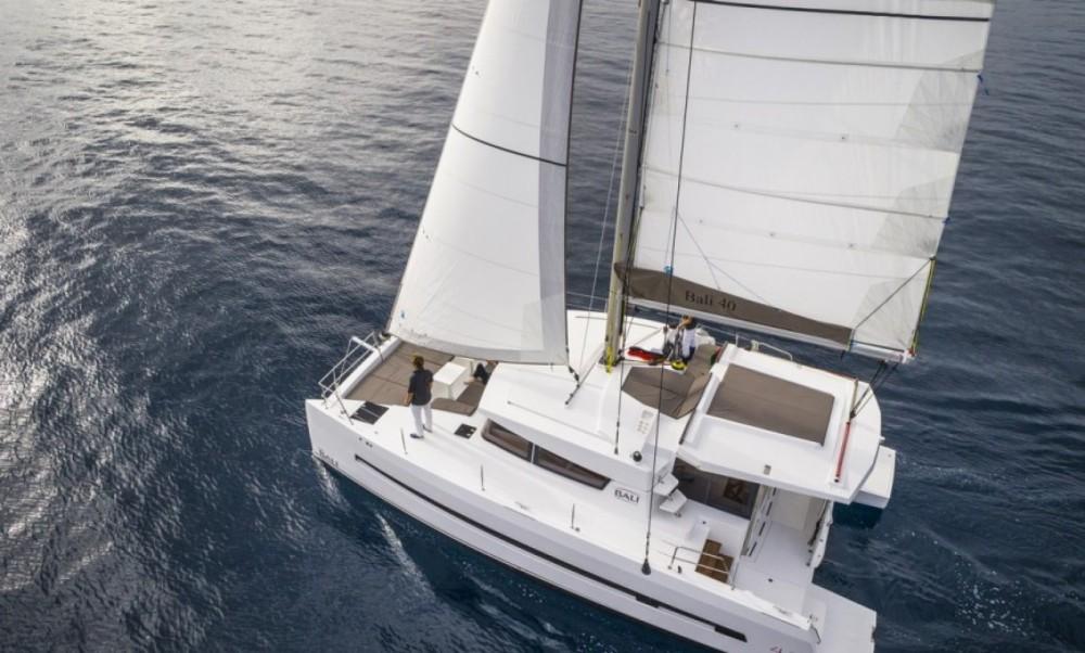 Alquiler Catamarán en Marina Šangulin - Catana Bali 4.0 - 4 cab.