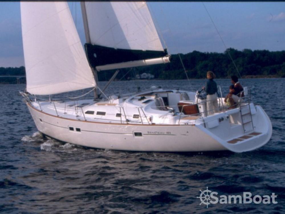 Location bateau Bénéteau Oceanis 423 à Pirovac sur Samboat