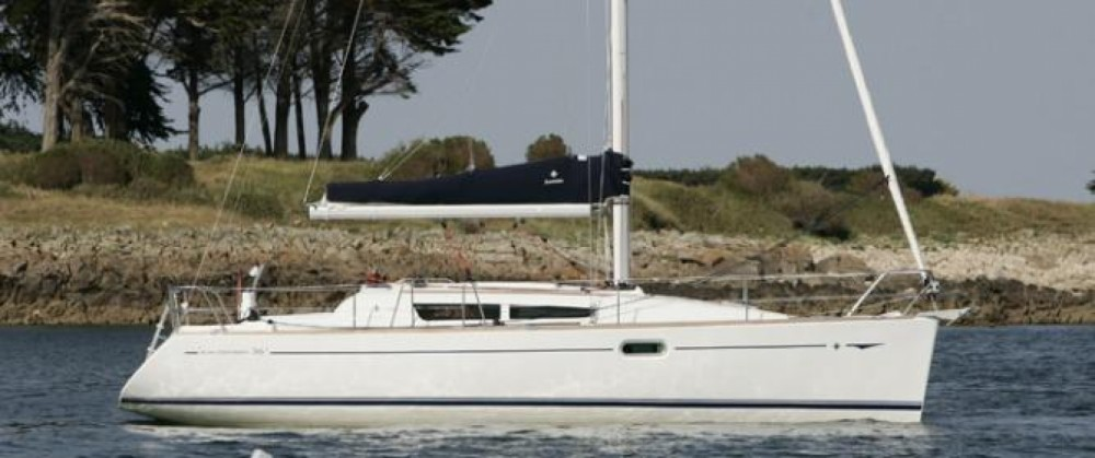 Boat rental Šibenik cheap Sun Odyssey 36i
