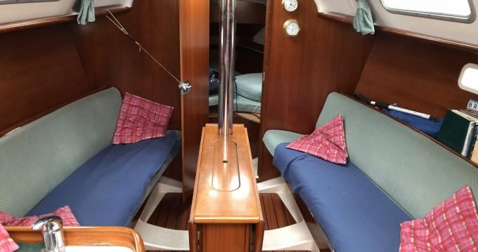 Location yacht à Port-Haliguen - Bénéteau Oceanis 311 Clipper sur SamBoat