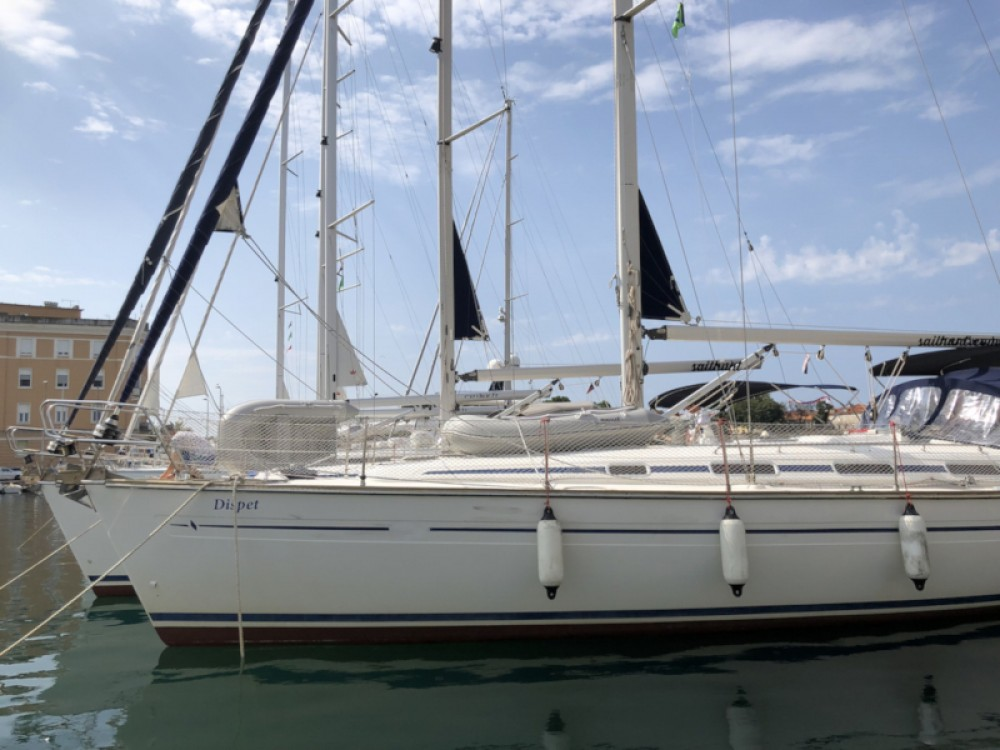 Boat rental Marina Zadar cheap Bavaria 44