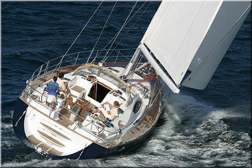 Rental Sailboat in Arona - Jeanneau Jeanneau 54