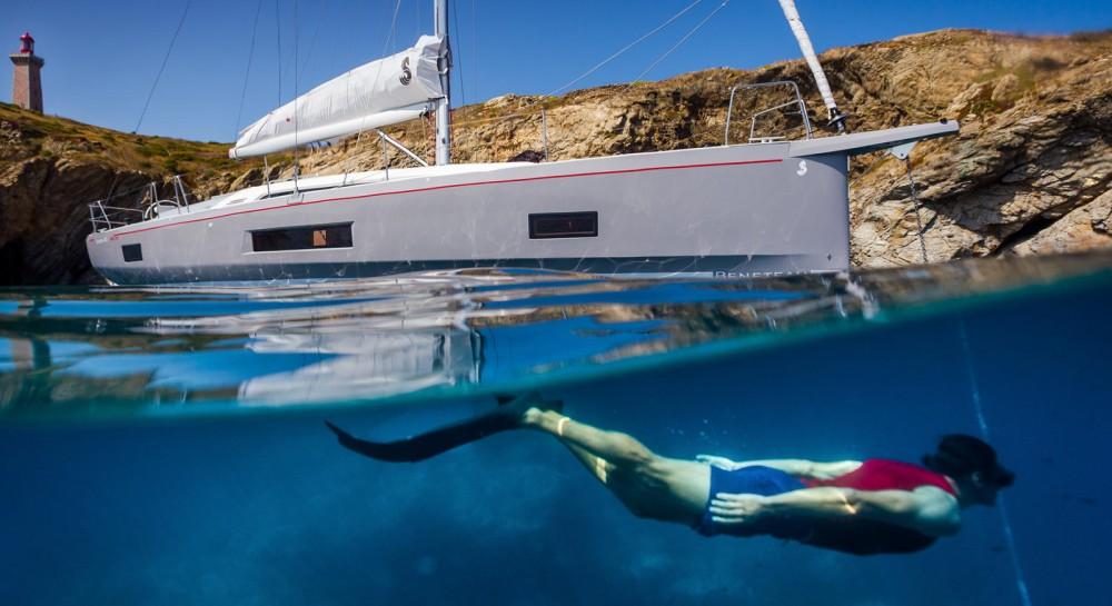 Rental yacht Lávrio - Bénéteau Oceanis 46.1 on SamBoat