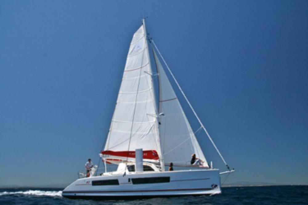 Location yacht à Pointe-à-Pitre - Catana Catana 42 sur SamBoat