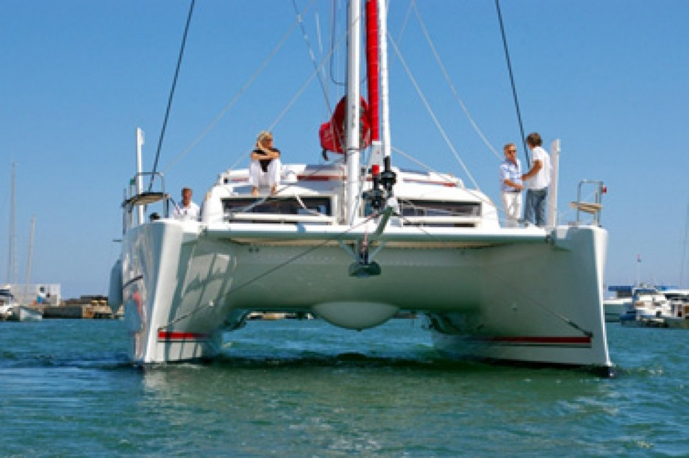 Location Catamaran à Pointe-à-Pitre - Catana Catana 42