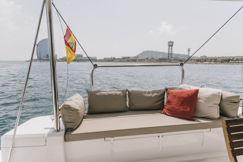 Location bateau Barcelone pas cher Bali 4.1