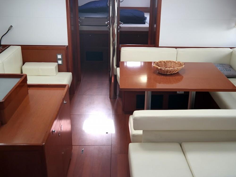 Boat rental Kos cheap Oceanis 55