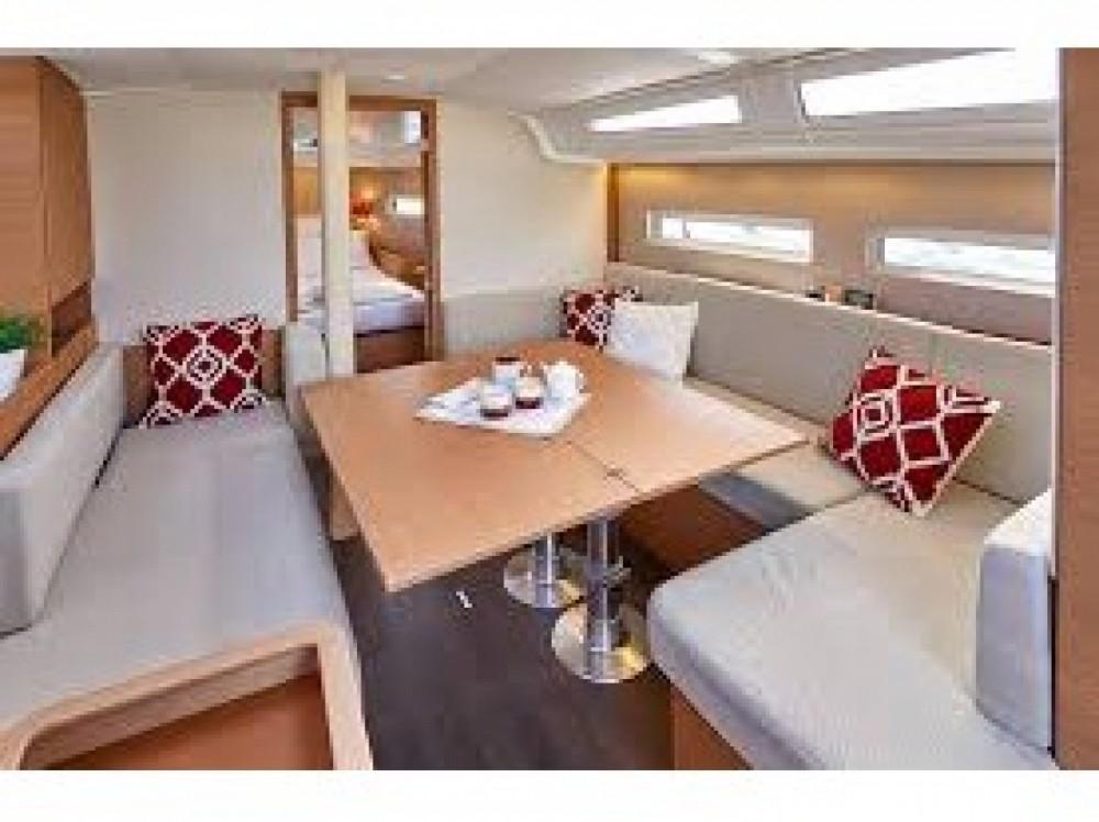 Rental yacht Kos - Jeanneau Sun Odyssey 410 on SamBoat