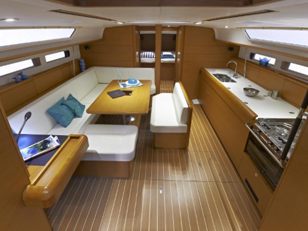 Boat rental Lefkas cheap Sun Odyssey 479