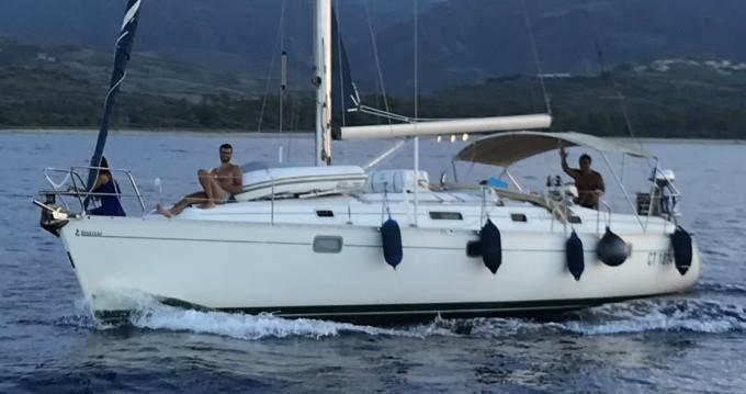 Louer Voilier avec ou sans skipper Bénéteau à Tonnarella